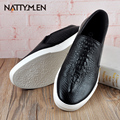 free shipping In the spring of 2016 new men's men's casual shoes leather loafer boys