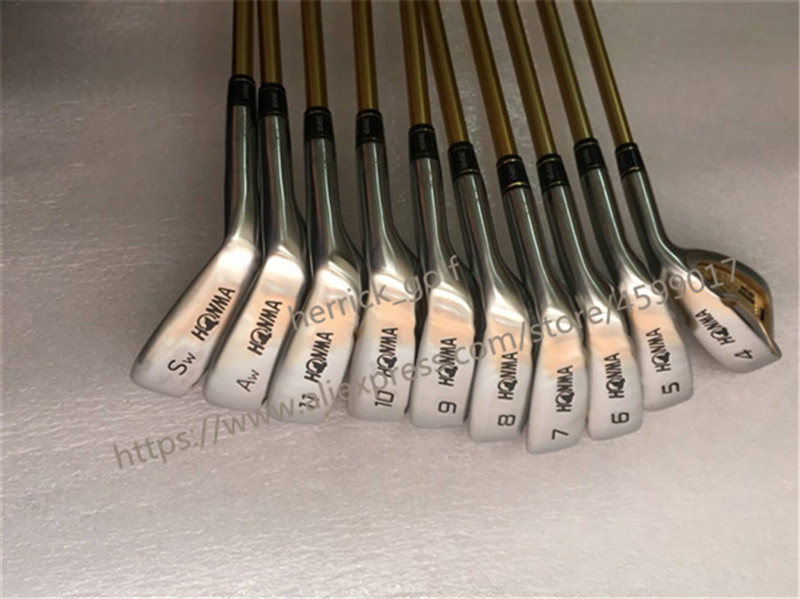 Brand-New-10PCS-4-Star-Honma-IS-06-Iron-Set-Honma-S-06-Golf-Irons-Golf (2)