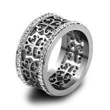 Flower Vintage Wedding Ring