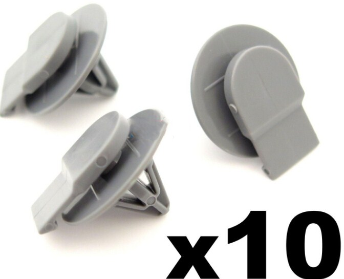 Land Rover Wheel Arch Exterior TRIM CLIPS FASTENERS