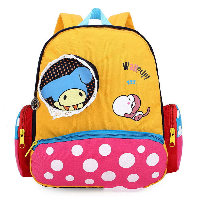 Cartoon Kids Kindergarten Backpack Children School Bags for Boys Girls Nursery Baby Satchel Mochila Infantil preschool bags kindergarten new kids school backpack monster winx eva folded orthopedic baby school bags for boys and girls mochila infantil