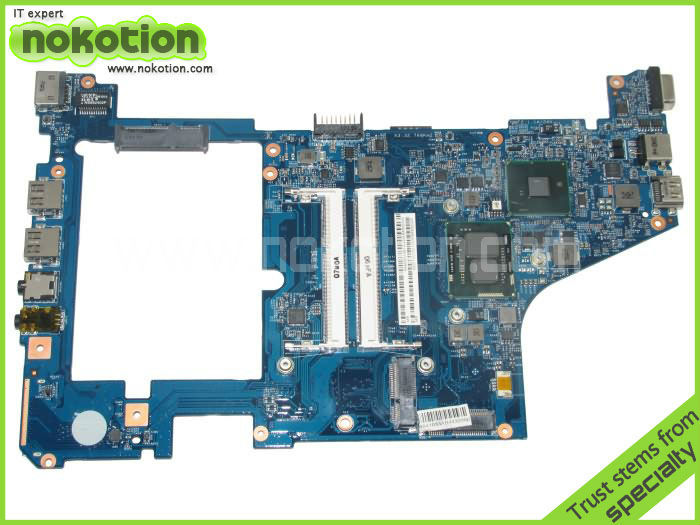 ФОТО Laptop Motherboard 554GS01061G MB.PTV01.001 MBPTV01001 for ACER 1830 series 48.4GS01.02M INTEL HM55 GMA I3-330M Mainboard