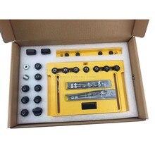 Инструмент для деревообработки DIY ручка для ручки двери и тяговая установка клипса и штифта для полки клиг для деревообработки Дырокол перфоратор