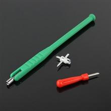 Инструмент для ремонта шин клапан комплект клапан для шин средство для удаления сердцевины шин клапана Средства удаления клапана Съемник