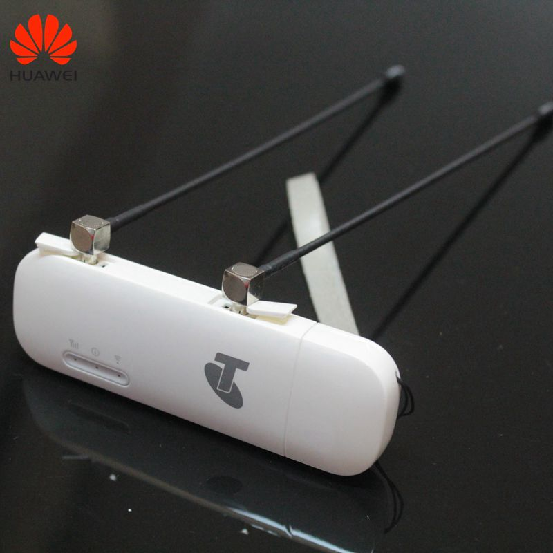 Unlocked New Huawei E8372 E8372h-608 Plus Antenne 4g LTE 150 Mbps Sans Fil USB WiFi Modem et 4g USB wiFi Dongle PK E8278 E8377