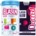 Elasun 34 Pcs Condoms 6 Types Ultra thin Ice and Fire Large Dotted Pleasure Condom For Man,Sex Safer Contraception For Couple