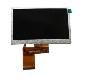 MFPC043110V1 PJ43002A-C CLAG043JE01 جديد 4.3 بوصة 40 دبوس شاشة LCD وشاشة تعمل باللمس شحن مجاني
