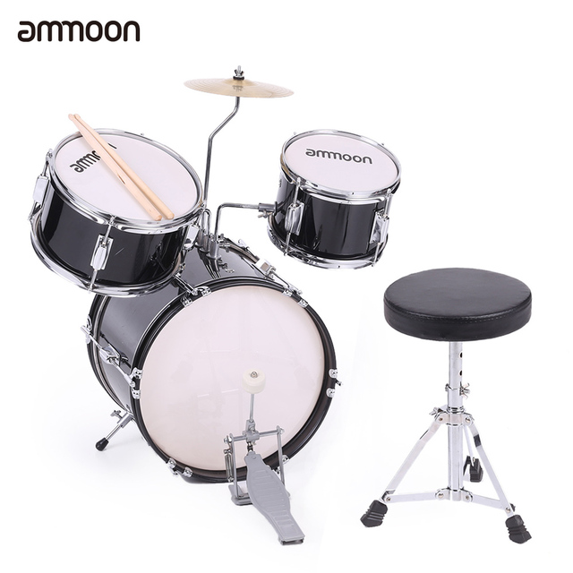 ammoon 3-Piece Children Kids Junior Drum Set Drums Kit Percussion Musical Instrument with Cymbal  sc 1 st  AliExpress.com & Aliexpress.com : Buy ammoon 3 Piece Children Kids Junior Drum Set ... islam-shia.org