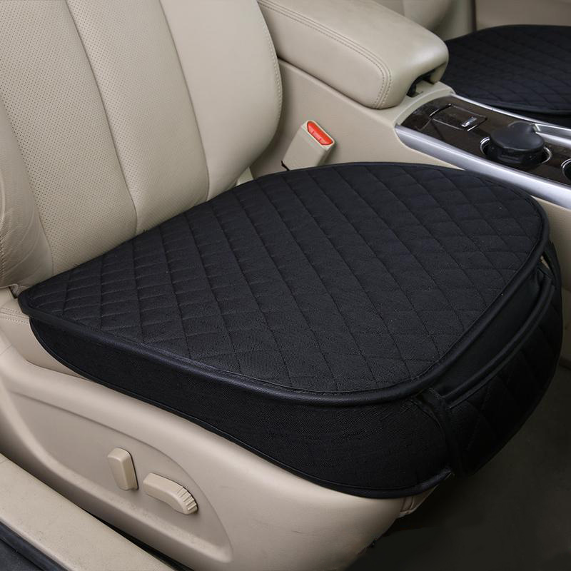 Car seat cover covers protector cushion universal auto accessories for Volkswagen vw tiguan L touareg atlas 2017 2016 2015 2014