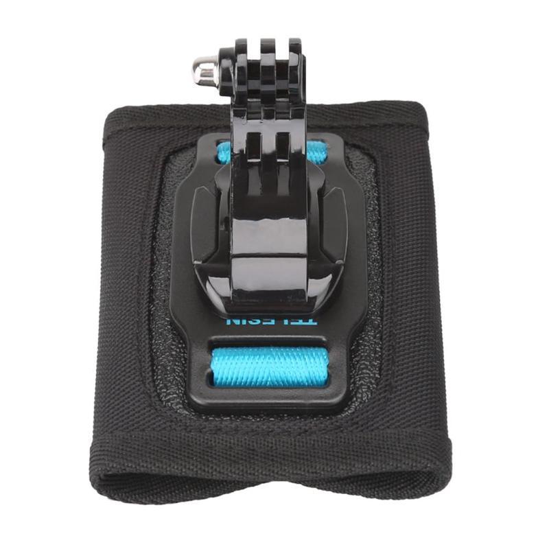 Vanpower 2018 nuevo Universal de liberación rápida Correa hombro mochila soporte para GoPro Hero 6 5 4 3 SJCAM EKEN