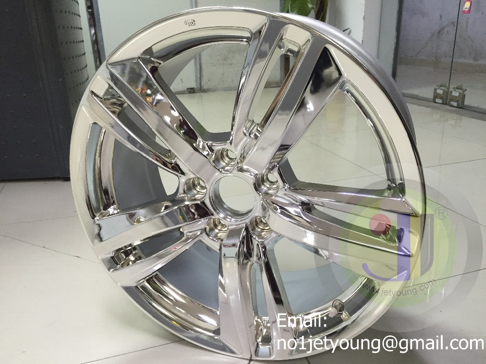 Free shipping spray chrome paint for chrome wheel car for Chrome paint price