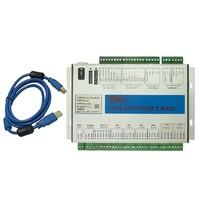 MACH4 USB interface engraving machine motion control card CNC Standard Board MK3 MK4 MK6