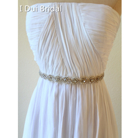 Crystal Rhinestone Bridal Sash Belt Wedding Belt Bridal Accessory