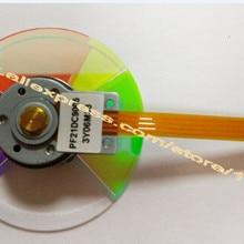 Цветовой диск проектора для Vivitek D85ESTD, 5 сегментов 44 мм