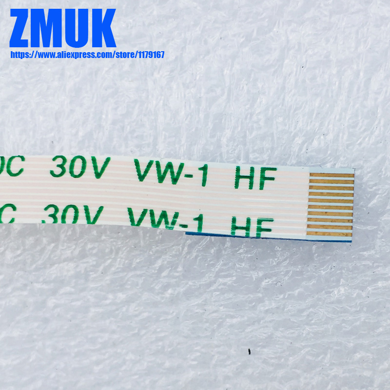 AWM E118077 2896 80C 30V VW-1 HF Flexible FFC Cable