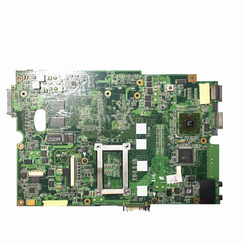 Для Asus K50AD K50AF Материнская плата ноутбука 15,6 дюймов HD 4570 512 МБ 60-NXFMB1000 DDR2