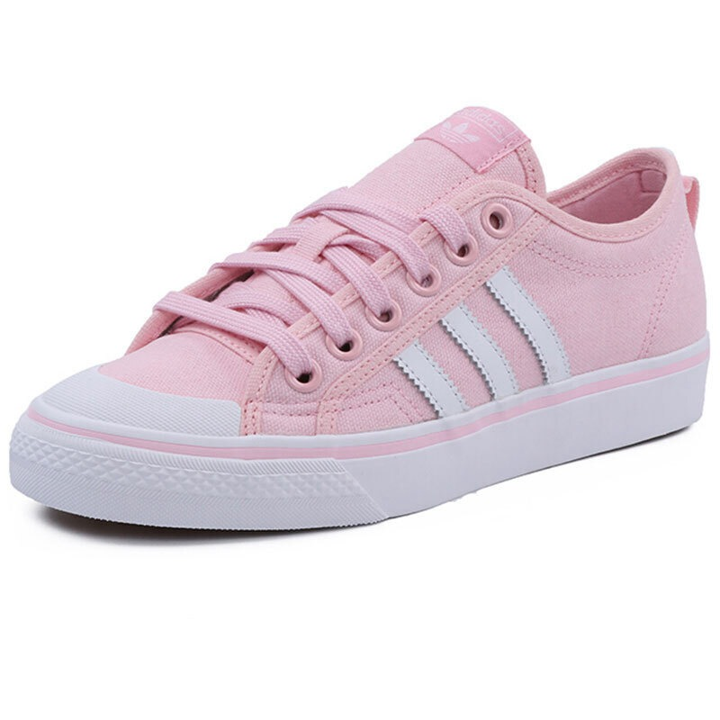 Original New Arrival 2018 Adidas Originals NIZZA Women s Skateboarding  Shoes Sneakers-in Skateboarding from Sports   Entertainment on  Aliexpress.com ... 594bdc1d2