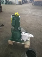 The head of KL120 pellet mill pellet making machine to Russia