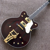 Chinese OEM Jazz Electric Guitar, Gret G6122 1962 Chet Atkins Country Gentleman Falcon Semi Hollow Jazz guitarra