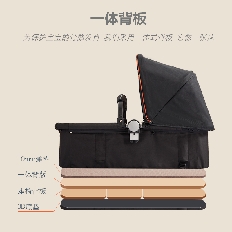 Aliexpress Direct !2019  luxury double stroller can sit high landscape folding umbrella four wheel double stroller quality cart Karachi