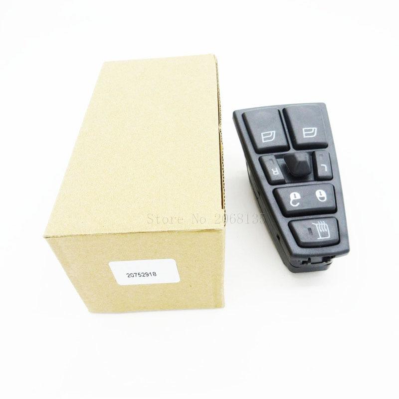 20752918 Commutateur De Fenêtre électrique Pour VOLVO FH12 FM12 FM9 20752918 20953592 20455317 20452017 21354601 21277587 20568857 21543897