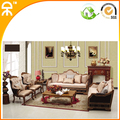 (1 +1 +3seat) long american country style fabric couch design #CE-QMA8116