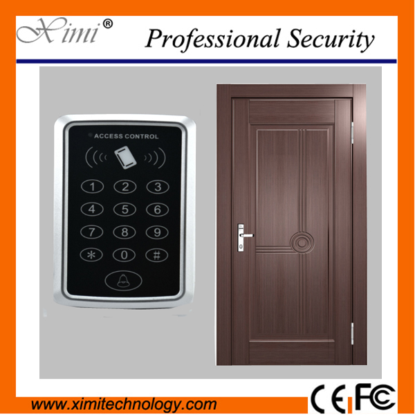 High Quality F007 1000 User 125Khz Card Independent Password Single Access Control Smart Door Lock кальсоны user кальсоны