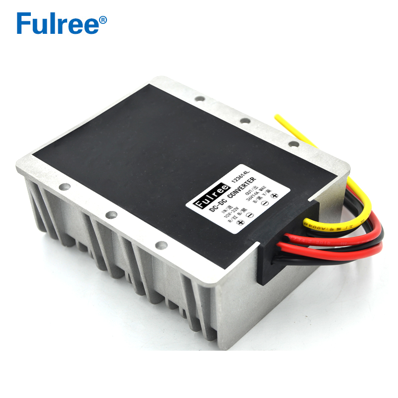 12V to 36V 14A 17A Step-up DC DC Converter 12V-36V Boost DC-DC Voltage Regulator for Cars Trucks12V to 36V 14A 17A Step-up DC DC Converter 12V-36V Boost DC-DC Voltage Regulator for Cars Trucks