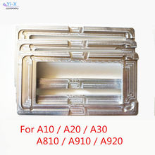 Metal LCD Outer Glass Alignment Mould Mold for Samsung Galaxy A10 A20 A30 A810 A910 A920(China)