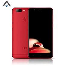 Сотовый телефон elephone P8 мини Восьмиядерный Оперативная память 4 ГБ Встроенная память 64 ГБ 5 дюймов отпечатков пальцев 1080 P FHD 2680 мАч Android 7.0 MTK6750T большой хранения