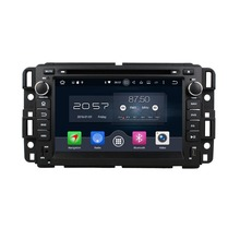 1024*600 Octa Core 7″ Android 6.0 Car Audio DVD GPS for GMC Yukon Tahoe With 4GB RAM Radio Bluetooth WIFI 32GB ROM Mirror-link