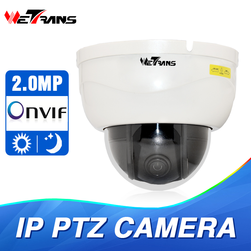 Wetrans IP Cam Camera 2mp Ip-Wifi Night-Vision CCTV Surveillance SONY Security HD Full-Wireless-Camera