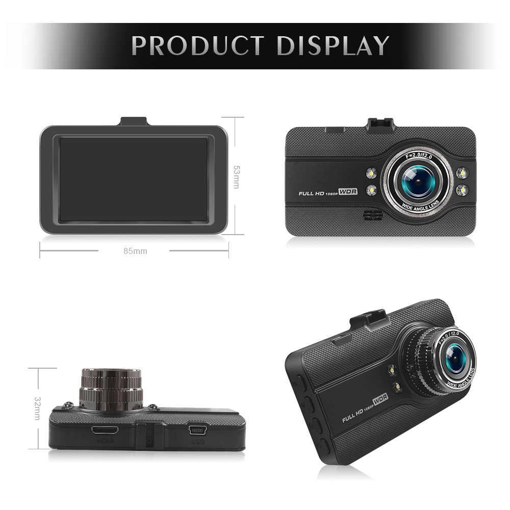 """جهاز تسجيل فيديو رقمي للسيارات 100% الأصلي نوفاتيك كاميرا السيارات 1080P 2.7 """"كامل hd داش كام dvrs مسجل فيديو مسجل avtoregistrator المسجل"""