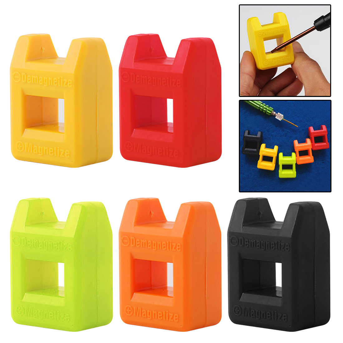 2018 Magnetizer Demagnetizer 2 In 1 Tool Screwdriver Magnetic High Quality Colour Send Random Mini - Fast