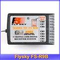 Бесплатная доставка! Flysky FS-R9B 2.4 г 8-КАНАЛЬНЫЙ Приемник RX-9X8C Для Turnigy 9X FS-TH9B 9CH Передатчик