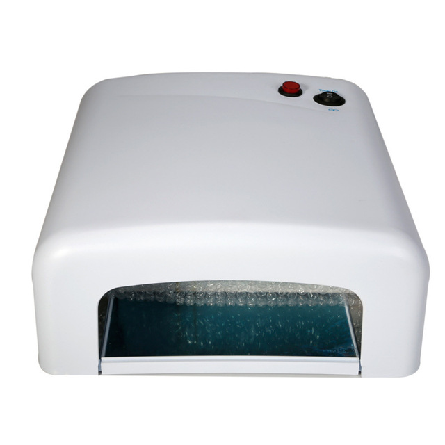 Nail UV Lamp Light Therapy Machine SK 818 36W Light Therapy Gel Nail ...