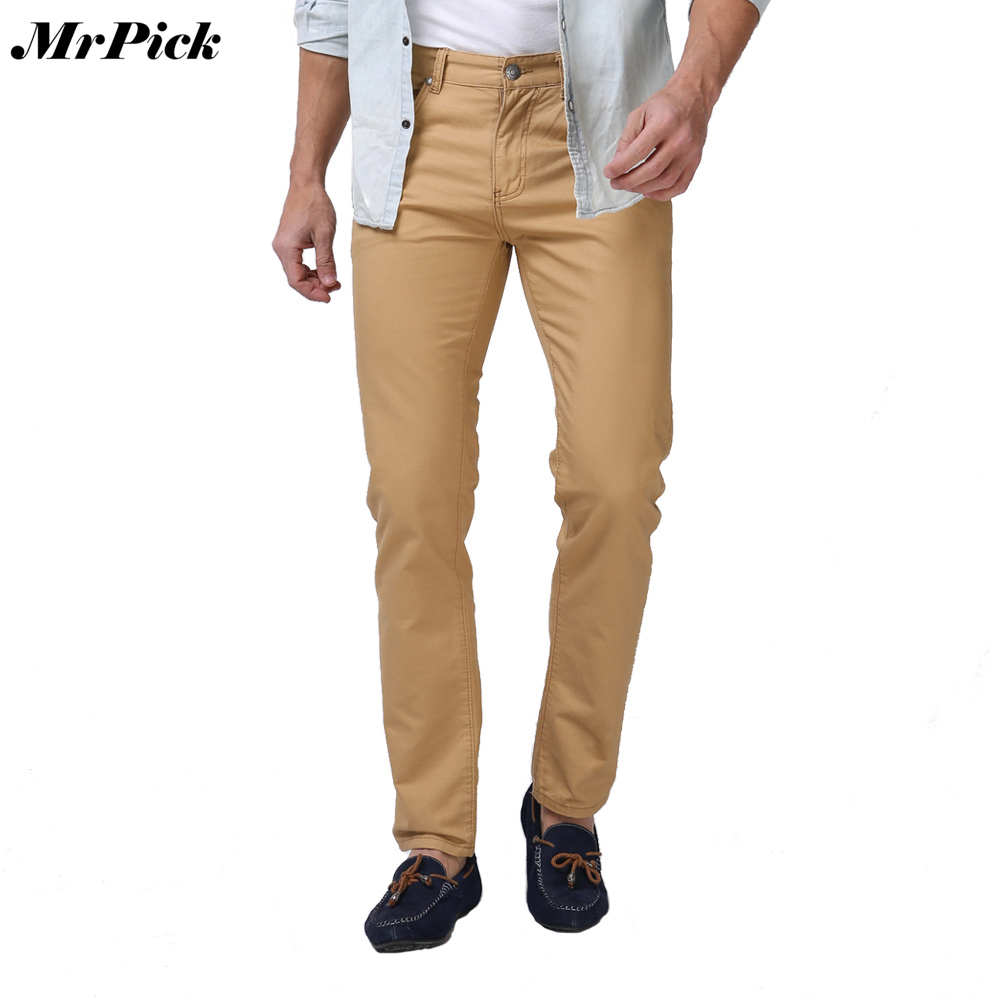 2016 Men Pants Fashion Casual Pants For Men Good Quality ...