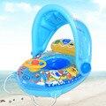 Niños multifuncionales Bebé Piscina Flotador Del Cuello Barco Cómodo Bebé Asiento Del Anillo de Natación Inflable Infantil Del Flotador Del Cuello C01