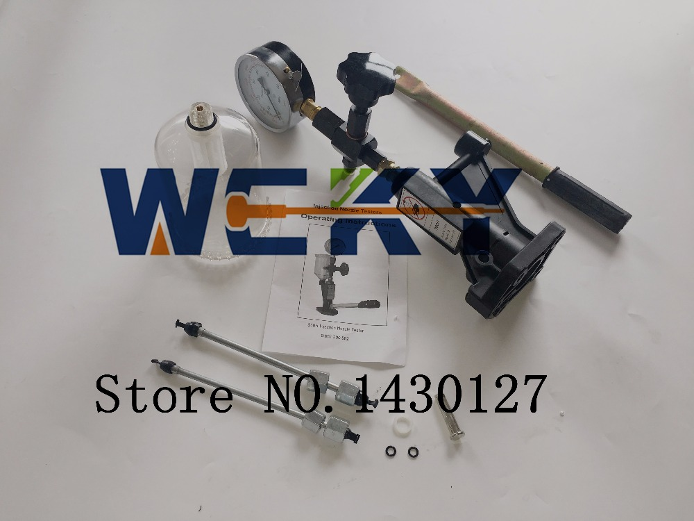 REPAIR TOOL !SH60 Diesel Fuel Injector Nozzle Validator And High Pressure Common Rail Nozzle Tester SH60 common rail injector diesel oil valve installation and positioning tool for c7c9 heui medium pressure common rail repair tool