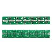 1 Cái New 6 Chuỗi 2.7 V 100F-500F 100F 120F 220F 360F 400F 500F Siêu Tụ Điện Cân Bằng Bảo Vệ Board