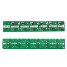 1Pcs New 6 String 2.7V 100F - 500F 100F 120F 220F 360F 400F 500F Super Capacitor Balancing Protection Board