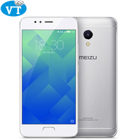 Original MEIZU M5S 3GB 16GB 32GB Global Firmware MTK6753 Octa Core Cell Phone 5.2 inch screen 1280*720 IPS BLUETOOTH GPS GRAY