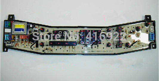 Free shipping 100% tested for Midea washing machine board mb60-5030gz , mb55-2030gz , rb65-503gf s motherboard on sale free shipping 100% tested for sanyo washing machine board xqb46 466 motherboard on sale