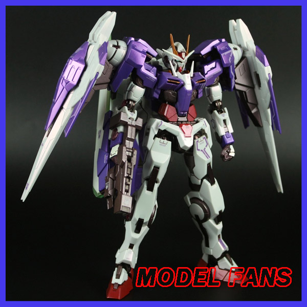 MODEL FANS in-stock Metalgearmodels metal build MB Gundam OO raiser OOR Trans-Am System color action figure model fans in stock metalgearmodels metal build mb gundam oo raiser oor trans am system color action figure