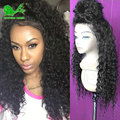 7a affordable full lace wigs human hair lace front wigs for black women natural cheap lace front wigs kinky curly human hair wig