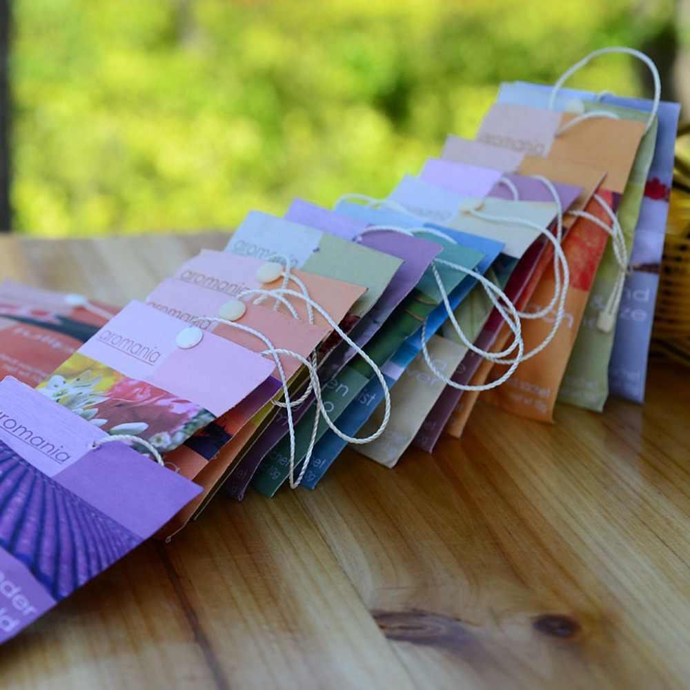 10G/1 Tasche Aromania Frische Lavendel Duft Sachet Duft Schublade Sachets Für Schlafzimmer Auto Geschmack Düfte Indische