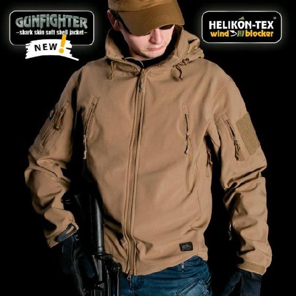 Authentic HELIKON KU GUN FM Gunfighter Jacket caca3b403a