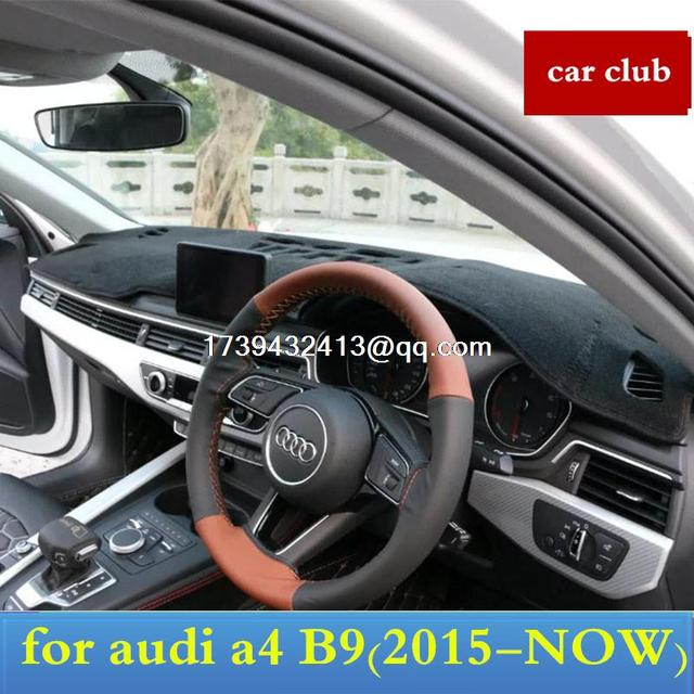 Car Dashmats Car Styling Accessories Dashboard Cover For Audi A4 B9