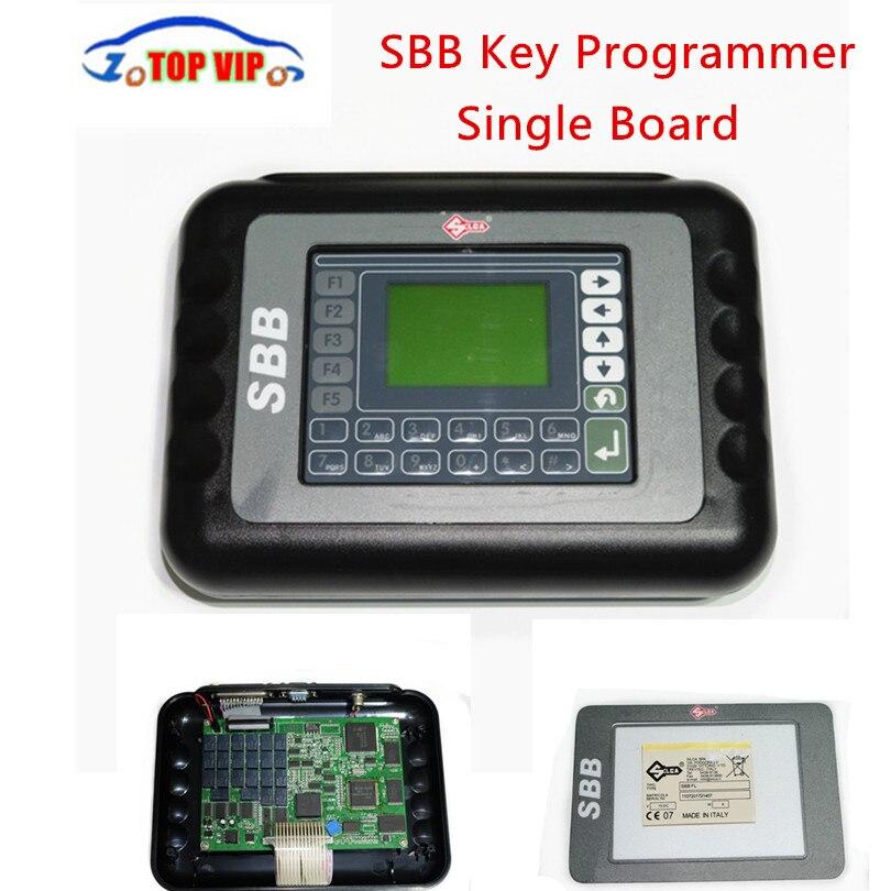 Spend freight quality Top SBB Key Programmer SBB V46.02/ V33.02 Multi Language Auto Silca Programmer Immobilizer Transponder