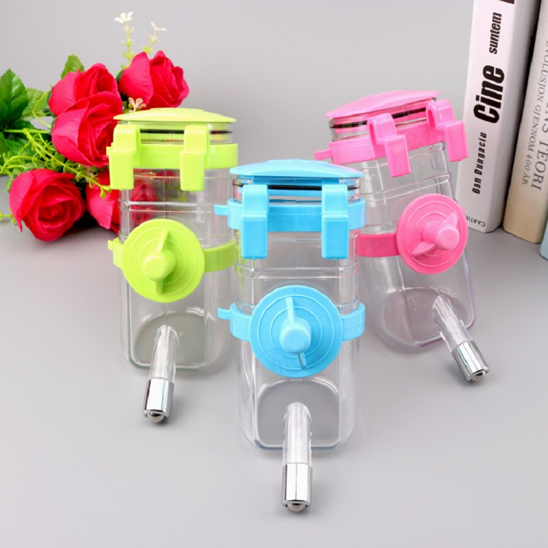 Foldable Plastic Dog Cat Drinking Water Feeder Outdoor: New Qualified Pet 80 350ml Foldable Pet Dog Cat Water